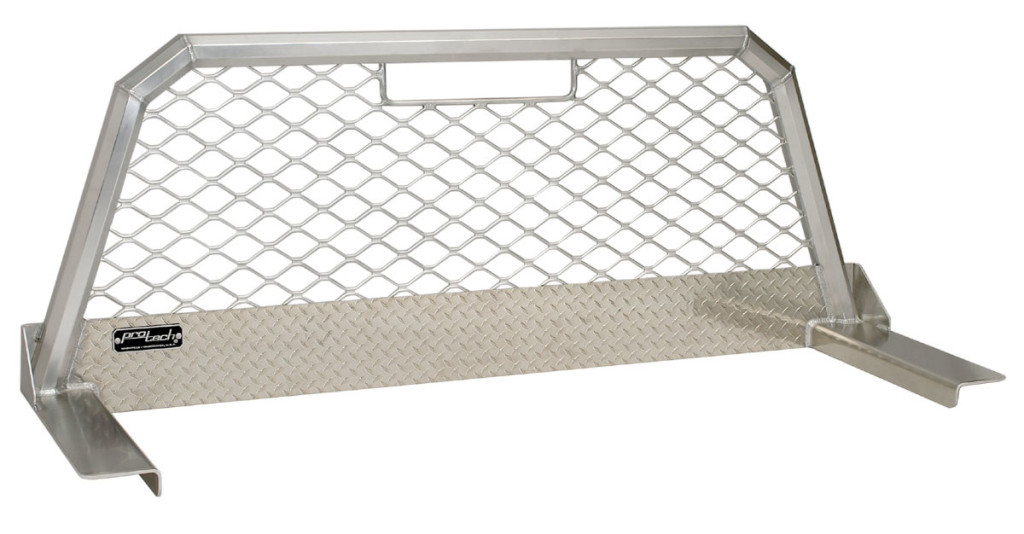 Pro Tech Headache Rack  sc 1 st  Tualatin Truck Accessories : diamond plate headache rack - pezcame.com